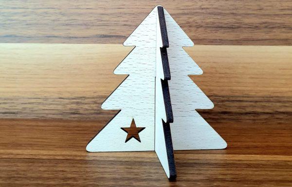 Weihnachtsbaum Buche klein